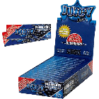 "Juicy Jay's 1 1/4"" Rolling Papers Blueberry 24ct. Box"