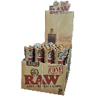 Raw Unrefined Pre-Rolled Cone 32/3Pk-King Sized