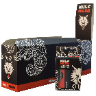 Wulf Micro Cartridge Vaporizer 12 Pack w/ C-Cell Glass Tank