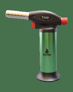 "7"" Blink Torch Lighter LB02 Green"