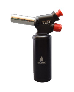 "6.5"" Blink Torch Lighter LB04 Black"