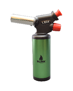 "6.5"" Blink Torch Lighter LB04 Green"