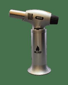 "6"" Blink Torch Lighter MB02 Silver"