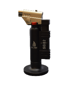 "6"" Blink Torch Lighter SB02 Black"