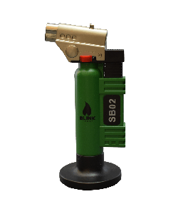"6"" Blink Torch Lighter SB02 Green"