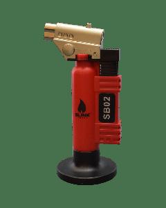 "6"" Blink Torch Lighter SB02 Red"