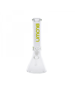 "Blown 50mm Clear 12"" Beaker"