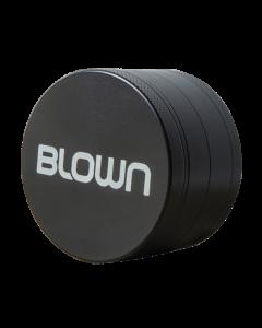 BLOWN Brand Grinder- 50mm, 4 piece, Black
