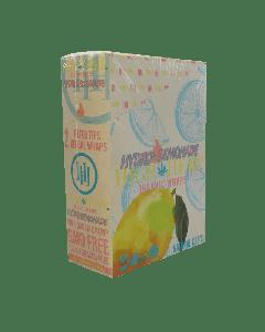 High Hemp- Lemonade Organic Hemp Wrap-2ct Pouch/25ct per Box