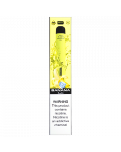 Hyppe Max Flow - Banana Ice Disposable Device