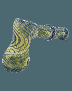 "Swirled Bubbler 6"""