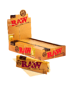 Raw Natural Hemp 24 ct