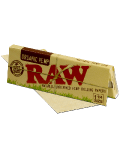 Raw Organic Hemp 24 ct