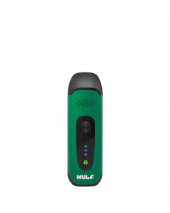 Wulf Next Dry Herb Vaporizer - Forest Green