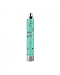 Evolve Plus Concentrate Vaporizer by Wulf Mods-Teal-Black Spatter