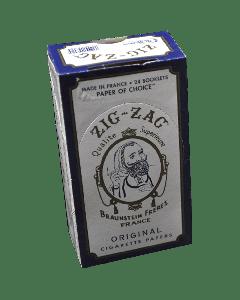 Zig Zag Rolling Paper - White