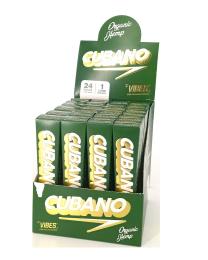 Vibes - Cubano Cones - Organic Hemp (Green)