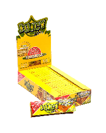 "Juicy Jay's 1 1/4"" Rolling Papers Pineapple 24ct. Box"