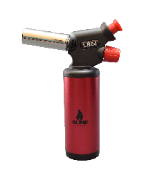 "6.5"" Blink Torch Lighter LB04 Red"