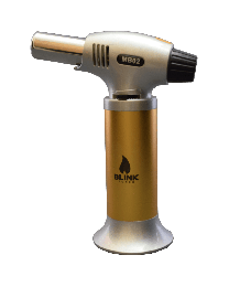 "6"" Blink Torch Lighter MB02 Gold"