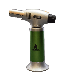 "6"" Blink Torch Lighter MB02 Green"