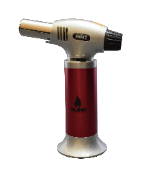 "6"" Blink Torch Lighter MB02 Red"