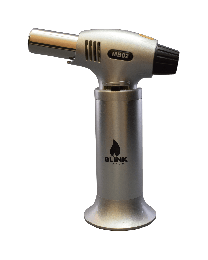 "6"" Blink Torch Lighter MB02 Silver"
