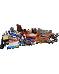 METAL/WOOD/IMPORT    PACKAGE A                120 PIECES