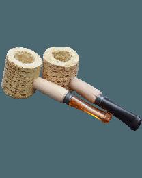 Corn Cob Pipes 36ct. Box