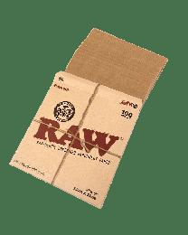 """Raw Parchment Paper 5""""x5"""" Squares 100ct."""