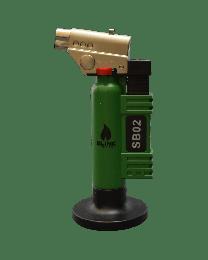 "6"" Blink Torch Lighter SB02 Green"