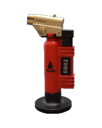 "6"" Blink Torch Lighter SB02 Red"