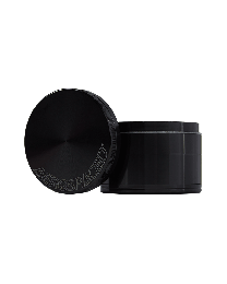 "1.6"" Aerospaced 4 piece Grinder-Black"