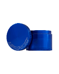 "1.6"" Aerospaced 4 piece Grinder-Blue"