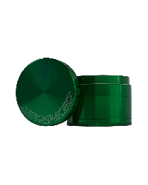 "1.6"" Aerospaced 4 piece Grinder-Green"