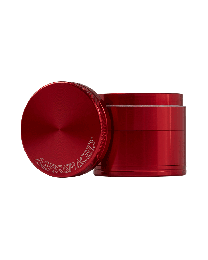 "1.6"" Aerospaced 4 piece Grinder-Red"