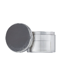 "1.6"" Aerospaced 4 piece Grinder-Silver"