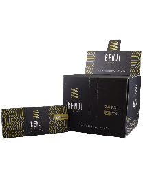 Benji $100 Bill Rolling Papers 24 Count
