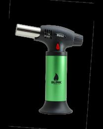 "6"" Blink Torch Lighter MB04 Green"