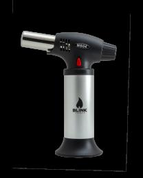 "6"" Blink Torch Lighter MB04 Silver"