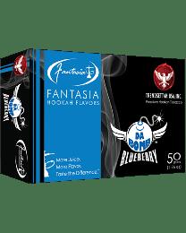 Fantasia Tobacco 50g Carton (10 Retail Units) - Da Bomb Blueberry