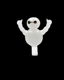 Snowman Carb Cap