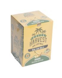 Green Harvest Real Leaf Rolls - Mini - Banana (20 Pack Display)
