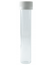 Glass Joint Tubes - Child Proof - White Cap - 240ct