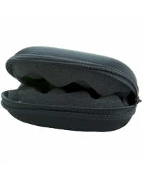 """Clam Shell Pouch Small W/ Zipper 1.5"""" x 4.5"""" - Assorted"""