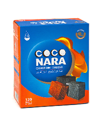 Large Coconara Charcoal 120Ct