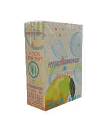 High Hemp- Lemonade Organic Hemp Wrap-2ct Pouch/25ct per Box