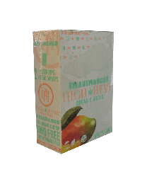 High Hemp- Mango Organic Hemp Wrap-2ct Pouch/25ct per Box