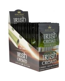King Palm Limited Edition Irish Cream 5 Pack Minis