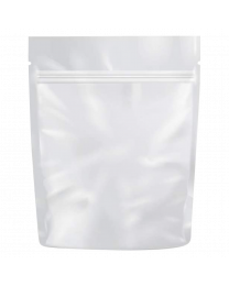 Loud Lock Mylar Bags - 1g - 1000ct - White/Clear